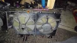 Радиатор охлаждения двигателя. Toyota Gaia, SXM10G, SXM10 Двигатель 3SFE