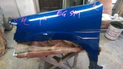 Крыло переднее левое Mazda Demio, DW3W