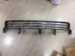 Накладка на решетку бампера. Lexus LX570, URJ201, URJ201W