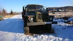 Урал. седельный тягач, 10 850 куб. см., 10 000 кг.