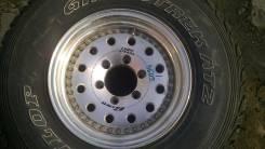 Один диск Gino R15 6*139.7 (6034). 8.0x15, 6x139.70, ET0