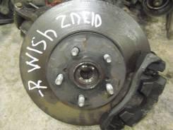 Ступица. Toyota Wish, ZNE10 Двигатель 1ZZFE