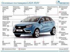 Автозапчасти Lada Vesta Lada X-Ray. Лада Веста. Под заказ