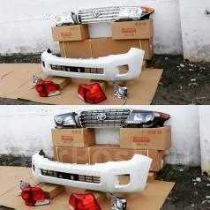 Кузовной комплект. Toyota Land Cruiser, J200, VDJ200, UZJ200, URJ202 Двигатель F. Под заказ
