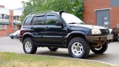 Шноркель. Chevrolet Tracker Suzuki Grand Vitara. Под заказ