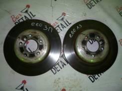 Диск тормозной. BMW 6-Series, E60 BMW 5-Series, E60 Двигатели: M57D30, N62B44, N62B48, N62B40