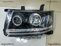 Фара. Toyota Succeed, NCP59G, NCP58G Двигатель 1NZFE