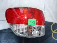Стоп-сигнал. Toyota Vista Ardeo, SV50, SV55G, SV55, ZZV50G, ZZV50, AZV55G, SV50G, AZV50, AZV55, AZV50G Двигатели: 3SFE, 1AZFSE, 3SFSE, 1ZZFE