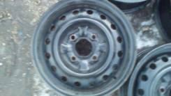 Nissan. 5.5x14, 4x114.30, ET43, ЦО 66,1мм.