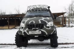 ГАЗ 66. Продается вездеход на базе газ 66, 4 250 куб. см., 2 500 кг., 4 000,00кг.
