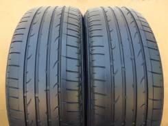Bridgestone Dueler H/P Sport. Летние, 2014 год, износ: 30%, 2 шт