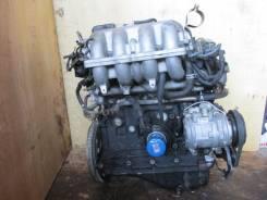 Двигатель в сборе. Kia Clarus