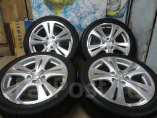 Продам Модные Стильные колёса Rozest+Лето ЖИР 215/45R17Toyota, Honda. 7.0x17 5x114.30 ET55