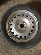 Зимние шины с дисками. 5.0x14 4x100.00 ET40 ЦО 54,1мм.