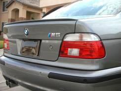 Спойлер. BMW M5, F10 Двигатель S63B44T0
