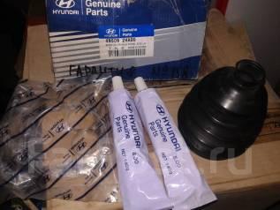 Пыльник шаровой опоры. Hyundai Avante, HD Hyundai Elantra