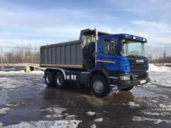 Scania. Самосвал P400 2013 года пробег 62 тыс. км., 13 000 куб. см., 26 000 кг.