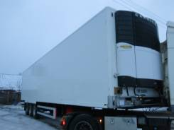 Chereau. Полуприцеп рефрижератор 2003 г. Carrier Vector 1800 mt., 35 000 кг.