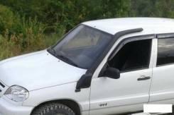 Шноркель. Chevrolet Niva Двигатель BAZ2123. Под заказ