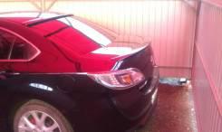 Спойлер на заднее стекло. Mazda Mazda6