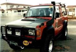 Шноркель. Opel Monterey. Под заказ