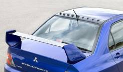 Спойлер. Mitsubishi Lancer Mitsubishi Lancer Evolution