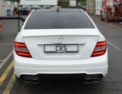 Спойлер. Mercedes-Benz C-Class, W204