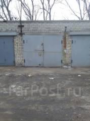Гаражи капитальные. улица Охотничья 2а, р-н Сахпоселок, 18 кв.м., электричество, подвал.