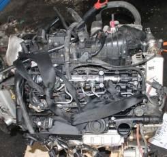 Двигатель БМВ (N47D20C) 2,0 л турбо-дизель 184 л. с.