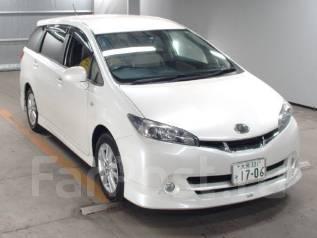 Toyota Wish. ZGE200129978, 2ZR