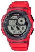 Часы CASIO AE-1000W-4A электронные