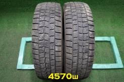 Dunlop Winter Maxx WM01. Зимние, без шипов, 2014 год, износ: 10%, 2 шт