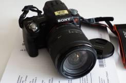 Sony Alpha SLT-A33 Kit. 10 - 14.9 Мп, зум: 7х
