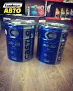 Моторное масло TOYOTA (CASTLE) SN 0W20 (20л)