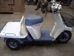 Honda Gyro Up. 50 куб. см., исправен, без птс, без пробега