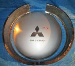 Чехол для запасного колеса Mitsubishi Pajero