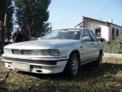 Лонжерон. Mitsubishi Galant, E32A