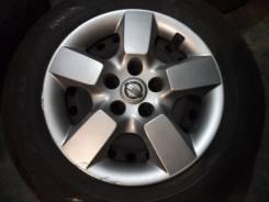 """Продаю комплект оригинальных колпаков Nissan R16, б/п по РФ!. Диаметр Диаметр: 16"""", 1 шт."""