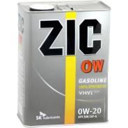 ZIC. Вязкость 0W20, синтетическое