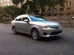 Toyota Corolla Axio. автомат, 4wd, 1.5, бензин, 90 000 тыс. км