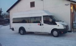 Ford Transit. ФОРД Транзит, 2 400 куб. см., 19 мест