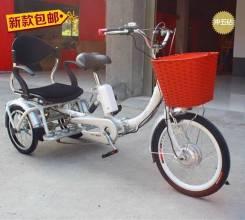 Электровелосипед трехколёсный. Под заказ