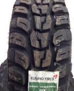 Kumho Road Venture M/T KL71. Грязь MT, 2017 год, без износа, 4 шт