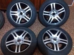 Продам колеса литье на R15. 6.0x15 4x100.00 ET38 ЦО 60,1мм.