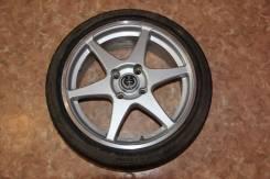 Bridgestone. 7.0x17, 4x114.30, ET38