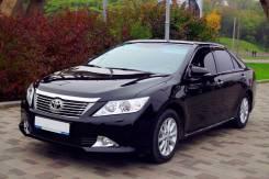Линзы в фары Toyota Camry  V50  11-17 (Ксенон)