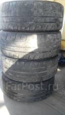Bridgestone Potenza RE-11. Летние, 2011 год, износ: 50%, 4 шт