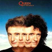"CD Queen ""The miracle"" 1989 Germany"