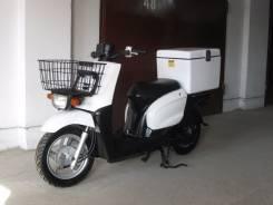 Yamaha Gear. 50 куб. см., исправен, без птс, без пробега