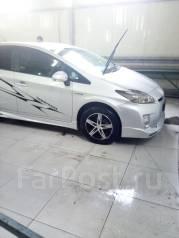Toyota Prius. вариатор, передний, 1.8, бензин, 118 000 тыс. км